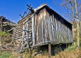 W.V Collapsing Barn