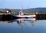 Icelandic Ship Reflection