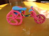 Lisa's Clay Bike