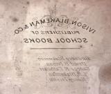 McLees plate engraving