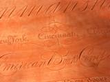 McLees plate engraving - image reversed
