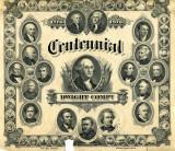 Centennial Certificate