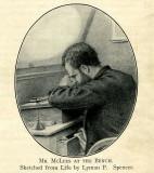 Lyman P. Spencer sketch