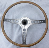 Early SI Jaguar E-Type Steering Wheel