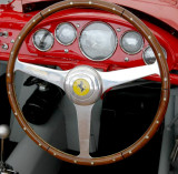 1954 Ferrari 500 Mondial Spyder - File Photo