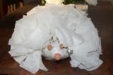 dryer sheet hedgehog