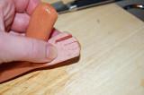 cutting fingers