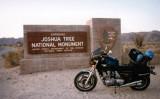 Joshua, south entrance