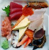 Dec 4 Sushi Zushi Chirashi