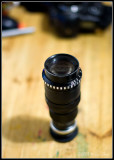 Wollensak 209mm f4.5 Raptar Copy Lens