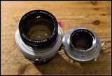 ILEX 3 INCH (80mm) f1.3 Oscillo-Paragon Medium Format Lens