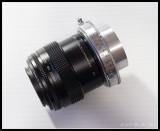 Wollensak 75mm f1.9 Oscillo-Anastigmat
