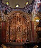 Tepotzotlan - Church Interior
