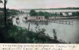 Okoboji Bridge 1909