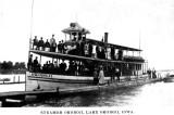 Steamer Okoboji