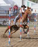 HIgh School Rodeo Estherville Iowa