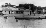 Arnolds Park Dock 1920