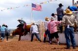 We Stop at a Navajo Rodeo