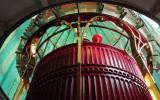 The Light in the Point Reyes Lighthouse