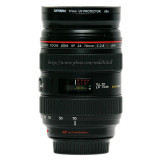 Canon EF 24-70mm f/2.8 L USM (sold)