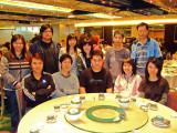 Hong's Farewell Lunch on 19.03.2008