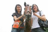 BDVT visit to horse riding school on 10.05.2008