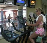 Fitness Room **