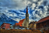 The Church - hdr