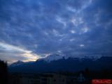 Evening / Liechtenstein