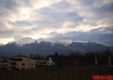 Mountains of Liechtenstein