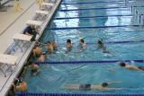 St. Albans Swim Team at IAC Championships -- February 2, 2008