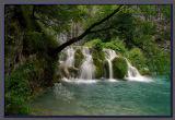 Croatia, the Plitvice falls