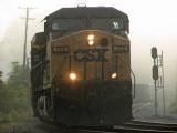 Framing Locomotive 172
