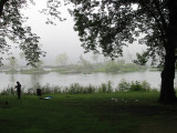 River from the campground