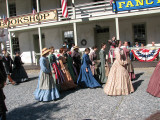 Election of 1860 Parade