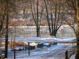 Potomac at Lander Lock