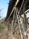 Railroad Trestle at McCoys Ferry - 3rd Perspective