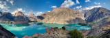 Iskanderkul (Lake Alexander)