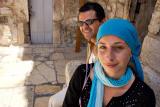 Arabic students - Jerusalem