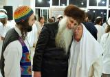 Eliyahu, Rabbi Fruman and Ibrahim