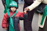 Hamas supporter - Ramallah
