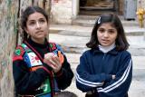Two girls - Jerusalem