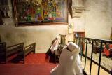 Ethiopians praying - Jerusalem