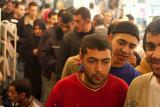 Laylat al-Qadr crowd - Jerusalem