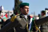 Palestinian soldier - Ramallah