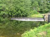 Crystal Lake Dam - Gilmanton, NH