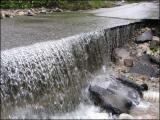 Alton Shores Road Waterfall - Citizen Photo