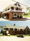 Mountain's Store & Korner Kitchen - Center Barnstead - Old Postcards