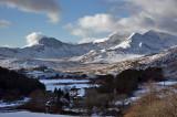 Snowdonia: a brief winter visit.