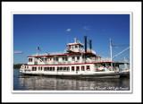 Mark Twain Mississippi Riverboat